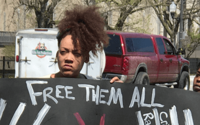 Chicago protests by labor, incarcerated women, communities against police domination