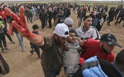 Massacre of Peaceful Gaza Demonstrators: An Israeli Crime Against Humanity