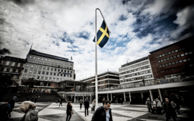 New Forces of Both Left and Right Advance in Swedish Elections