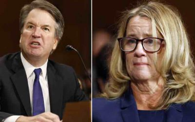 Ford Takes on Kavanaugh Amid the Revolutionary Ferment of the #MeToo Movement – With a New Postscript