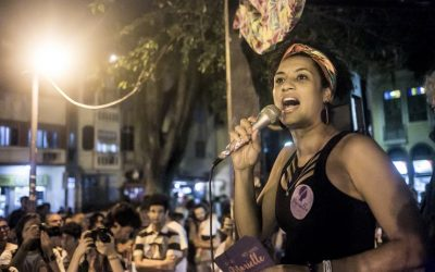 Black Feminist Marielle Franco's Assassination Reveals the Banality of Death in Brazil