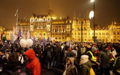 Hungary's Winter of Discontent