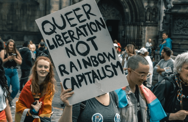 On Corporate Pride and Reclaiming Pride's Radical Past