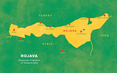 Support Rojava Against the Erdogan-Trump Unholy Alliance to Crush the Kurds!