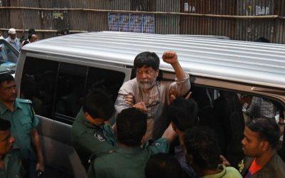 Free Shahidul Alam! Authoritarianism and Dissent in Bangladesh