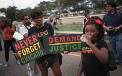 Chicago Protest to Shut Down Lake Shore Drive and March to Wrigley Field