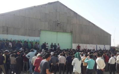 From Inside Iran: Repression of Sugar Cane Workers After Attempted Occupation
