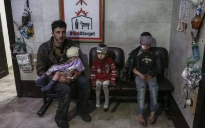 For the People of Eastern Ghouta, Syria