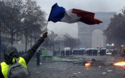 The French Yellow Vests: A Self-Mobilized Mass Movement with Insurrectionist Overtones