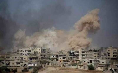 The Fall of Der'aa: Assad's Counter-Revolution Triumphant